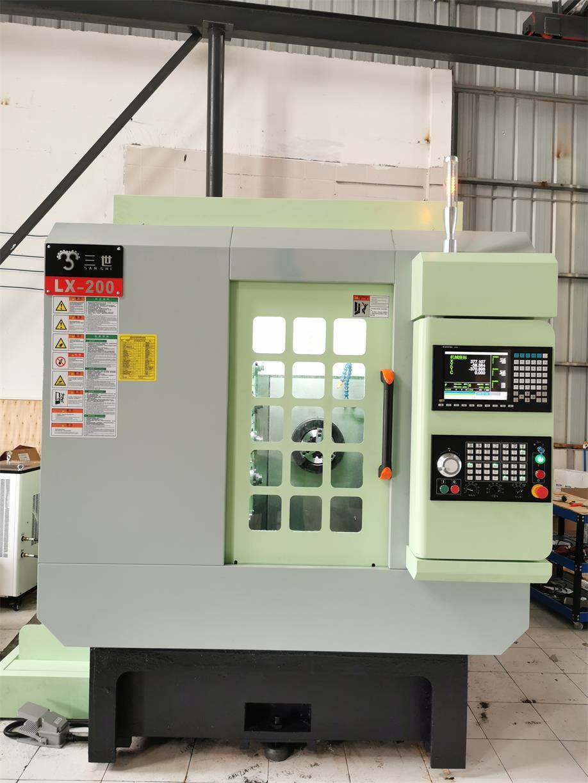 LX-200車銑加工中心